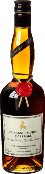 Calvados Dauphin Hors d'Age Très Vieille Pays d'Auge AOC - Calvados Dauphin