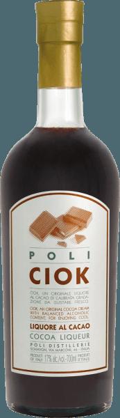 La liqueur de cacao Poli Ciok de Jacopo Poli est une liqueur de chocolat crémeuse qui est raffinée avec Poli Grappa. Un régal absolu pour tous les amateurs de chocolat. Dans le verre, cette liqueur est présentée dans un brun chocolat fort. Le bouquet intense sent merveilleusement le cacao fin foncé et les arômes typiques et fins de Poli Grappa. En bouche, bien sûr, elle se poursuit avec du chocolat noir luxuriant. La texture merveilleusement crémeuse et crémeuse accompagne la longue réverbération persistante. Production de la liqueur de cacao Poli Ciok Pour cette liqueur de crème, Poli utilise du chocolat noir fin, du lait frais au lait et bien sûr sa propre grappa pour évoquer cette liqueur délicieusement crémeuse et chocolatée. Recommandation de service pour la liqueur de cacao Poli Ciok Jacopo Poli Servez cette liqueur de chocolat réfrigérée avec des desserts - comme de la crème glacée, du pudding ou du gâteau.