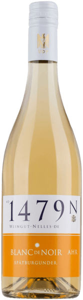 Blanc de Noir Spätburgunder 2019 - Weingut Nelles
