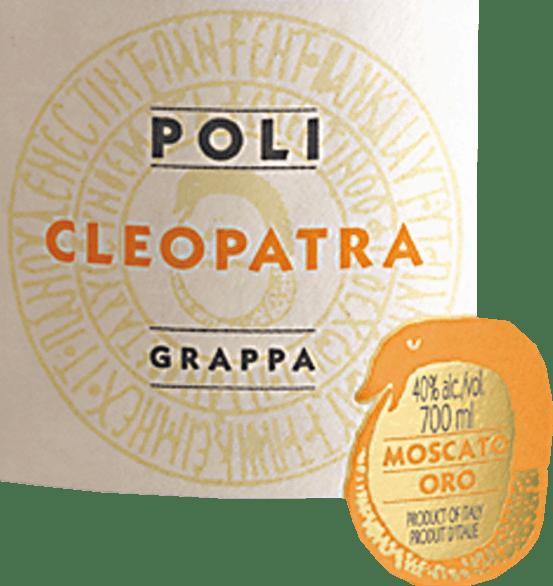 Le Cléopâtre Moscato Oro de Jacopo Poli est une grappa aromatique harmonieuse distillée exclusivement à partir du marc du raisin Moscato (100%). Dans le verre, cet eau-de-vie de marc scintille d'un or éclatant aux reflets scintillants. Des notes aromatiques de fleurs et d'agrumes frais avec de délicates nuances épicées de chêne se mélangent en un bouquet harmonieux. En bouche, ce grappa convainc par sa pureté et sa finesse. Le corps corsé est merveilleusement équilibré et s'accompagne d'une texture soyeuse douce avec une fraîcheur fine et épicée. Distillation de Jacopo Poli Moscato Oro Cleopatra Le marc encore frais est cuit à Crysopea - cela s'inspire de l'ancien bain-marie alambic, qui fonctionne sous vide.Après le processus de cuisson, cette grappa a encore 75% en volume. En ajoutant de l'eau distillée, cette eau-de-vie de marc atteint une teneur en alcool de 40% en volume. Ensuite, cette grappa repose pendant un court moment en fûts de chêne pour être finalement remplie sur la bouteille Recommandation de service pour le Cléopâtre Moscato Oro Jacopo Poli Grappa Cette grappa est un merveilleux digestif qui peut mieux révéler sa variété de saveurs à une température de service de 15 à 18 degrés Celsius. Ou passez cette eau-de-vie de marc au gâteau aux fruits et aux biscuits sablés.