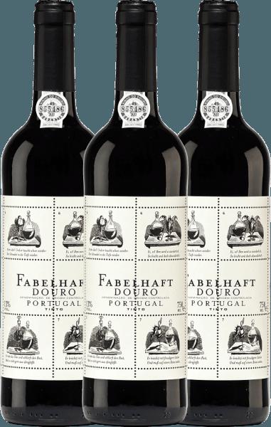 3er Paket - Fabelhaft Tinto DOC Douro Wein Dirk Niepoort