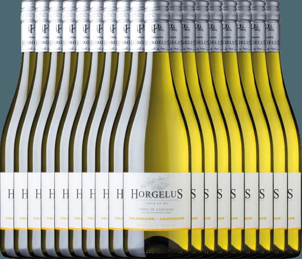 18er Vorteils-Weinpaket - Horgelus Blanc 2020 - Domaine Horgelus