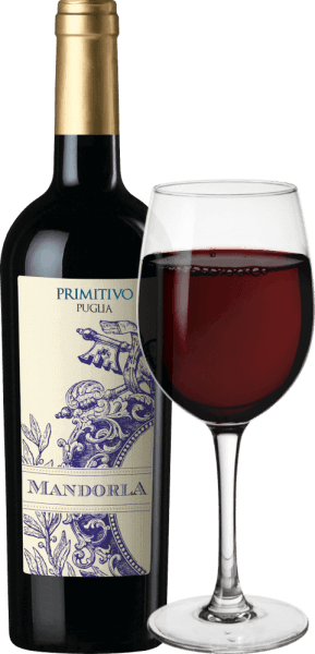 De Primitivo van Mandorla is een fijne kruidige, fruitige en zachte rode wijn uit de Italiaanse wijnstreek Puglia. Deze wijn wordt gepresenteerd in een krachtige, felrode kleur. Fruitige aroma 's van rode bessen (frambozen), zwarte kersen gecombineerd met een delicate kruidige pepernoot en nuances van gedroogd fruit vullen de neus. In de mond is deze Italiaanse rode wijn heerlijk rond dankzij de zachte tannines. De sappige, krachtige smaak onthult donkere bessen (bramen en zwarte bessen) en leidt tot een lange, aangename afdronk. Over het algemeen is de Primitivo van Mandorla een harmonieuze en complexe druppel. Vinificatie van de Mandorla Primitivo Puglia Na zorgvuldige oogst van de Primitivo-druiven van de Mandorla-wijnmakerij, wordt het geoogste materiaal eerst gedempt, gemengd en de resulterende puree onder temperatuurbeheersing gefermenteerd in roestvrijstalen tanks. De puree wordt uiteindelijk geperst en deze wijn wordt deels opgeslagen in stalen tanks en deels in grote houten vaten, waar deze rode wijn wordt afgerond en uiteindelijk op de flessen wordt gevuld. De Mandorla Primitivo komt dan naar ons toe in Duitsland. Voedingsaanbeveling voor Primitivo Mandorla Wij raden deze droge rode wijn uit Italië aan met antipasti, pizza, pasta, sterke (ook gegrilde) vleesgerechten en gerijpte kaas.