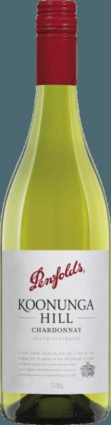 DeKoonunga Hill Chardonnay van Penfolds is een rasechte, delicaat romige witte wijn uit het Australische wijnbouwgebied South Australia. In het glas schittert deze wijn in een helder glanzend strogeel met sprankelende reflecties. Het fruitige bouquet wordt gekenmerkt door sappige, frisse nectarines. Dit wordt vergezeld door fijne nuances van eikenhout en prachtige hints van zomerbloesemhoning. Met sappig fruit naar perzik en meloen overtuigt deze Australische witte wijn het gehemelte. Delicate romige vanilletonen worden gecombineerd met tonen van mout tot een heerlijk kruidig-fruitig aroma. De body heeft diepte en complexiteit, die perfect wordt onderstreept door een fijne zuurgraad en de lange, frisse afdronk. Vinificatie van de Penfolds Chardonnay Koonunga Hills De Chardonnay-druiven voor deze witte wijn groeien voornamelijk in Barossa Valley en Adelaide Hills. Nadat de druiven zijn geoogst, worden ze gefermenteerd in Franse eiken vaten op de Penfolds wijnmakerij. Nadat de gisting is voltooid, blijft deze wijn in de houten vaten en rijpt op de fijne droesem. Spijs aanbeveling voor de Koonunga Hills Penfolds Chardonnay Geniet van deze droge witte wijn uit Australië bij lichte voorgerechten, knapperige salades met kalkoenfilet of gepocheerde vis. Maar deze wijn is ook een goede keuze als een uitnodigend aperitief.
