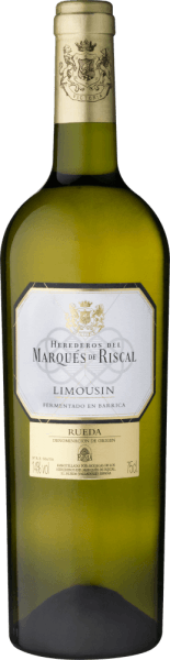 Limousin Reserva Rueda DO 2018 - Marqués de Riscal