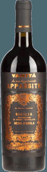 Vanita Nero d'Avola Appassite Sicilia DOC 2020 - Farnese Vini