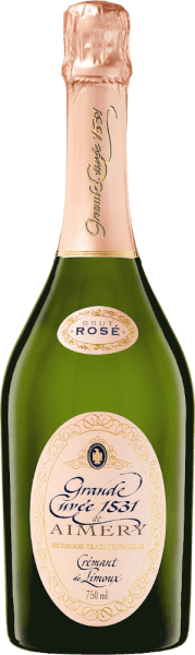 Aimery Grande Cuvée 1531 Rosé Crémant Brut - Sieur d'Arques