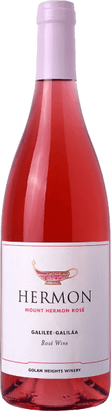 Mount Hermon Rosé 2020 - Golan Heights Winery